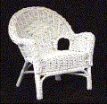 Rental store for WICKER ARM CHAIR RATTAN in Ft. Wayne IN