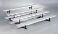 Rental store for BLEACHER 15  4 ROW ALUMINUM in Ft. Wayne IN