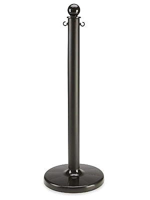 Where to find STANCHION PLASTIC BLACK in Ft. Wayne