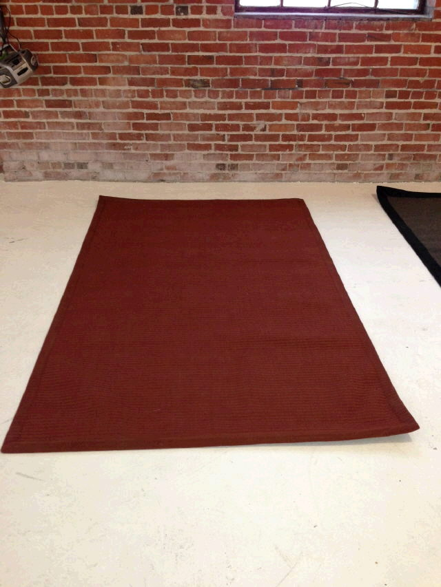 Where to find RUG JUTE RED 5 x 8 in Ft. Wayne