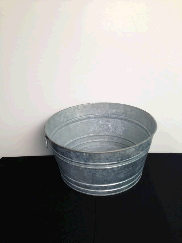 Where to find TUB GALVANIZED METAL ROUND 24  D in Ft. Wayne