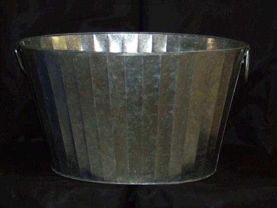 Where to find COOLER TUB OVAL GALVANIZED 22 x16 x13  T in Ft. Wayne