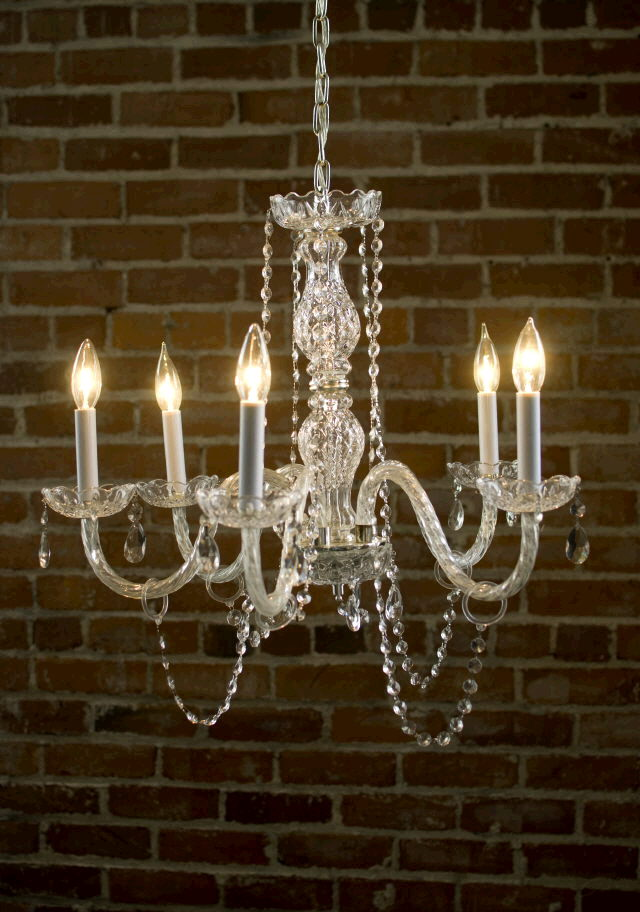 Where to find Chandelier Murano Crystal in Ft. Wayne
