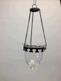 Rental store for LANTERN HANGING w CHAIN 6x6.5  TALL in Ft. Wayne IN