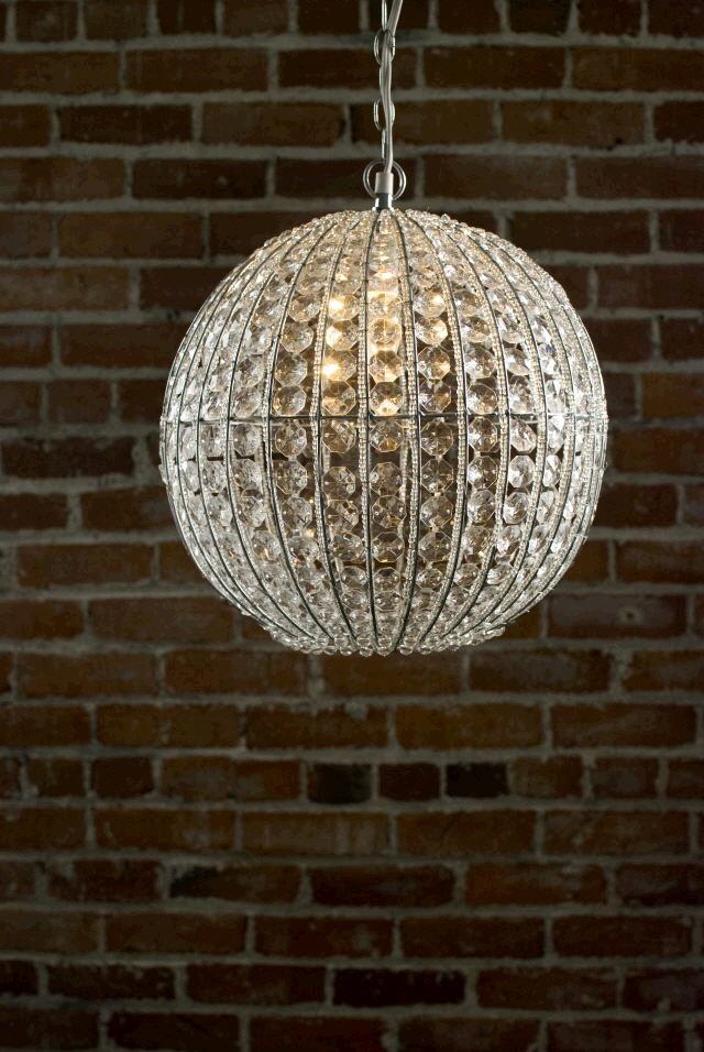 Where to find Chandelier Crystal Orb 13 in Ft. Wayne