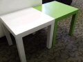 Rental store for LOUNGE TABLE WHITE 2 x 2 in Ft. Wayne IN