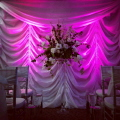 Rental store for Backdrop Austrian Valance 12x10 in Ft. Wayne IN