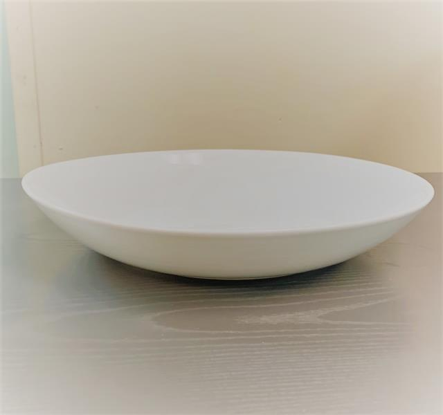 Where to find BOWL WHITE ROUND 13x2.5  TALL in Ft. Wayne