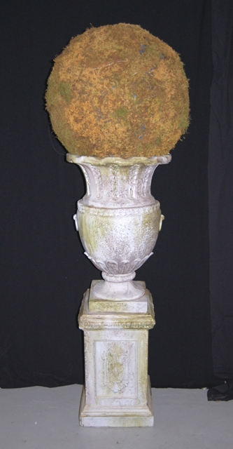 Where to find PEDESTAL GRIF 16 sq x 26  TALL in Ft. Wayne