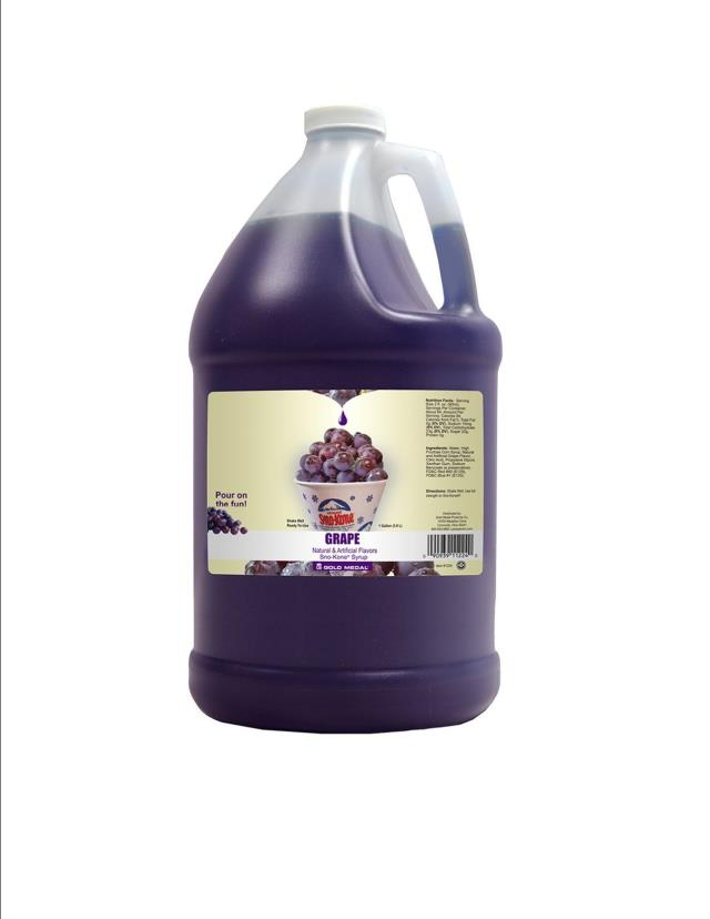 Where to find SYRUP GRAPE   80-90 CONES in Ft. Wayne