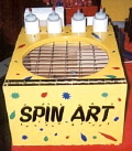Rental store for SPIN ART CABINET ELECTRIC 3  x 1 in Ft. Wayne IN