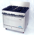 Rental store for RANGE - BAKING OVEN w 30 LBS LP in Ft. Wayne IN