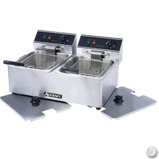 Where to find FRYER ELECTRIC 2 BASKET 3 gal. in Ft. Wayne