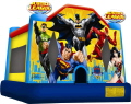 Rental store for Moonwalk SUPER HEROES 12x13 x12.5  TALL in Ft. Wayne IN