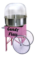 Rental store for COTTON CANDY MAKER w CART in Ft. Wayne IN