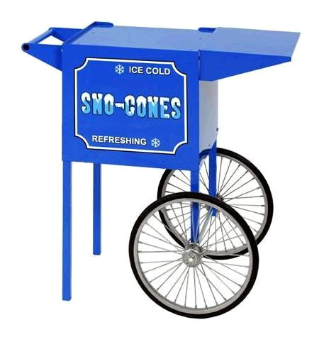 Where to find SNOCONE MACHINE w CART KIT in Ft. Wayne