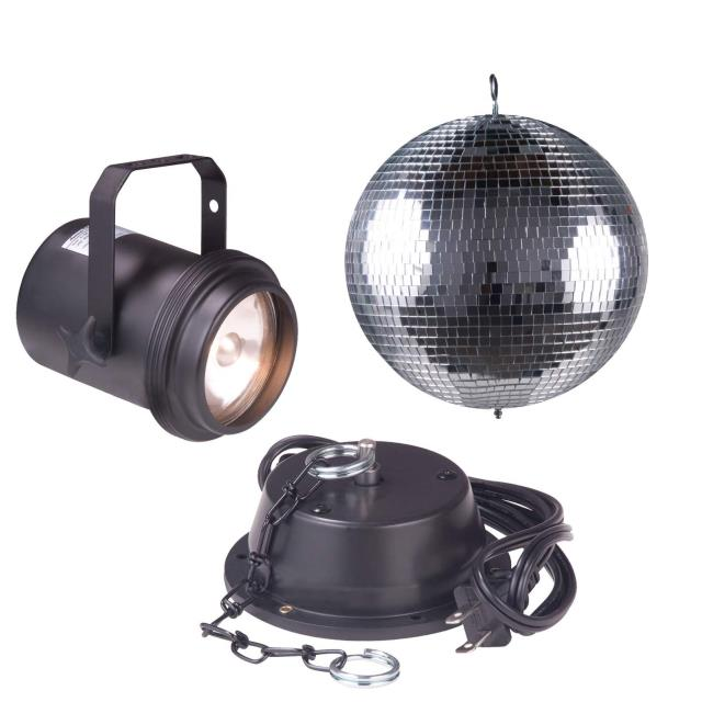 Where to find Mirror Ball 16  Kit Motor w Lights in Ft. Wayne
