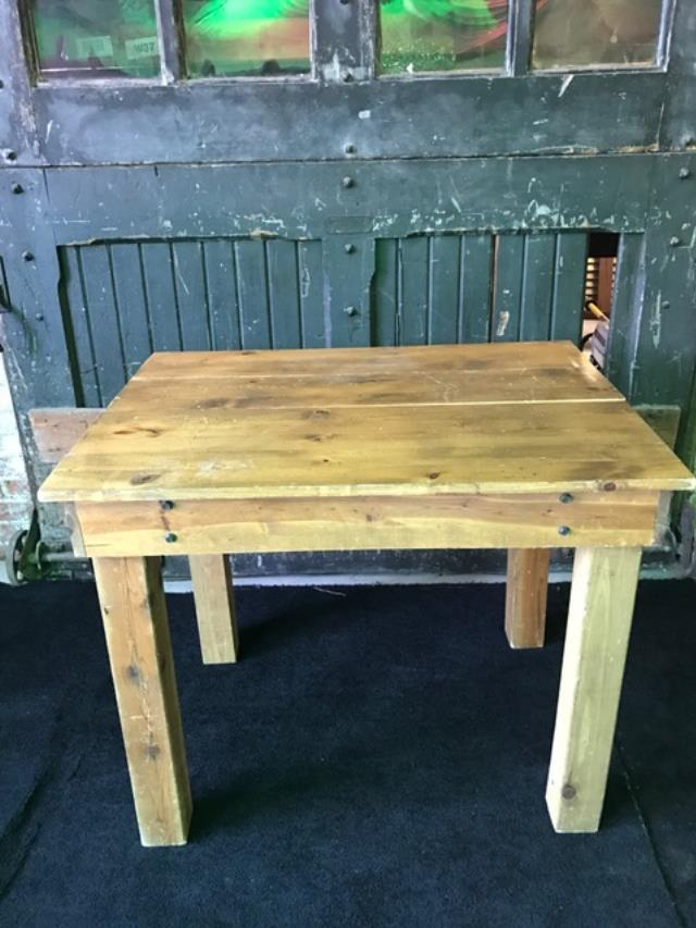 Where to find TABLE HARVEST SMALL SM 29x40x32  tall in Ft. Wayne