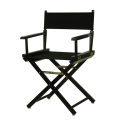 Rental store for DIRECTOR CHAIR BLACK in Ft. Wayne IN