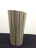 Rental store for VASE CANDY STRIPE 9 in Ft. Wayne IN