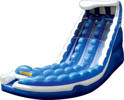 Where to find CURVE ACTION WATER SLIDE 31x26x20  TALL in Ft. Wayne