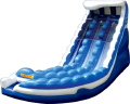 Rental store for CURVE ACTION WATER SLIDE 31x26x20  TALL in Ft. Wayne IN