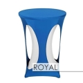 Rental store for SPANDEX OVERLAY ROYAL BLUE in Ft. Wayne IN