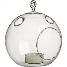 Where to find VOTIVE HANGING BALL GLASS 6 in Ft. Wayne