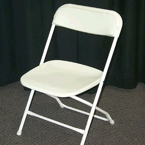 Where to find CHAIR CHILD SIZE FOLDING WHITE in Ft. Wayne