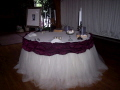 Rental store for LINEN TABLE ACCENTS SCARF in Ft. Wayne IN